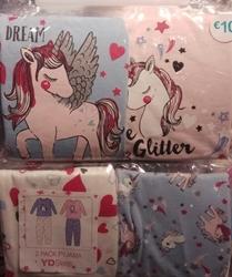 Изображение 2 set Pajamas Girls