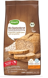 תמונה של קמח לחם דגנים ביו מעורב נטול גלוטן  Alnavit