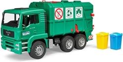 Изображение Bruder MAN TGA refuse truck (02753)