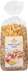 Picture of fruit muesli gluten free