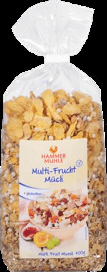 Picture of fruit muesli gluten free