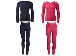 Изображение CRIVIT® nursery ski underwear, 2-piece