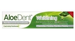 """תמונה של משחת שיניים מלבינה AloeDent  100 מ""""ל."""