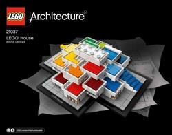 תמונה של לגו 21037 אדריכלות לגו בית בילונד דנמרק