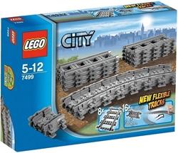 Picture of Lego 7499 City Flexible Rails
