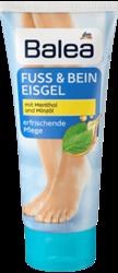 תמונה של קרם ג'ל רגליים מנטול לתחושת רעננות Balea