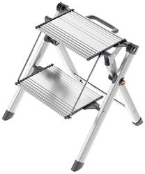Изображение Hailo 4310100 Aluminium Mini Comfort Folding Steps