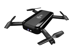 Picture of C-ME Selfie Quad Black Drone