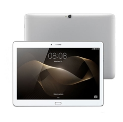 Изображение Huawei MediaPad M2 10.0, 25.6 cm (10.1 inches), 1920 x 1200 pixels, 64 GB, 3 GB, Android 5.1, silver