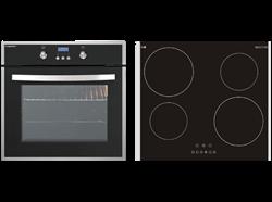 Изображение Respekta Digi set 8 G4295 i built in cooker set (induction hob, A, liters)