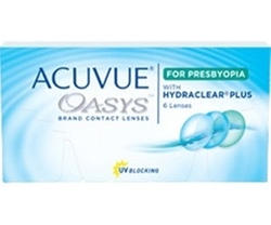 Изображение Acuvue Oasys for Presbyopia