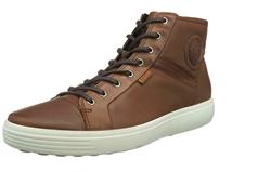 תמונה של נעלי גברים Ecco Men's Soft 7 High Top