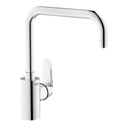 Изображение Grohe Eurodisc Cosmopolitan single lever kitchen mixer, high spout  32259002