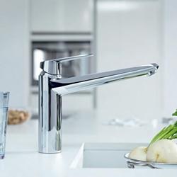 Изображение Grohe Eurodisc Cosmopolitan single-lever sink mixer,  33770002