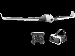 תמונה של מטוס רחפן Parrot disco FPV drone