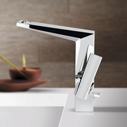 Picture of Grohe Allure single lever basin mixer, L-Size with pop-up waste set  23109000