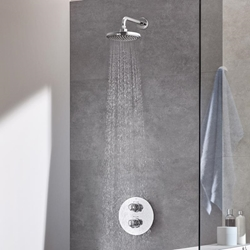 Изображение Grohe Grohtherm 1000 New concealed shower system  34582000