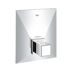 Picture of Grohe Allure Brilliant Thermostatic Central Battery 19887000