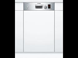Изображение BOSCH SPI25CS03E dishwasher (semi-integrated, 448 mm wide, 46 dB (A), A +)