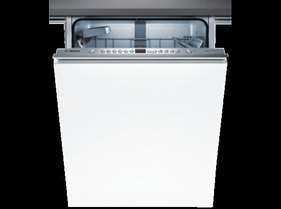 Изображение BOSCH SBV46IX03E dishwasher (fully integrated, 598 mm wide, 44 dB (A), A ++)