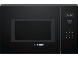תמונה של מיקרוגל בוש - שחור BEL554MB0