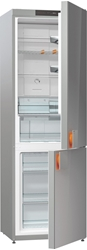Picture of Gorenje fridge freezer NRK612ST, A ++, 185 cm high, NoFrost