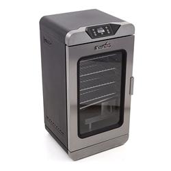 תמונה של CharBroil Electric Grill / Smoker, Silver / Black, 16.5 x 46 cm) 32.5 Inch - 16202009