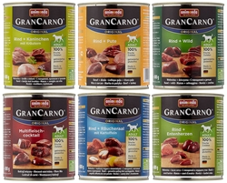Изображение Animonda Gran Carno Dog Feeding mix 2