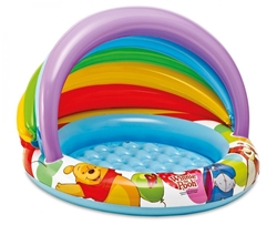 Изображение INTEX Baby Pool Winnie the Pooh 57424NP