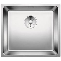 Изображение BLANCO Andano 450-IF stainless steel sink InFino silk gloss with pull knob 522962
