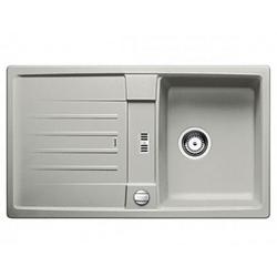 תמונה של BLANCO LEXA 45 S SILGRANIT granite sink pearl gray 520554
