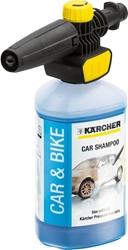 תמונה של קרשר חומר ניקוי לרכב עם שמפו
