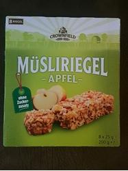 Picture of Apple  Granola Bars
