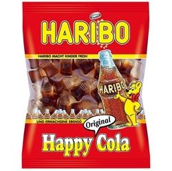 תמונה של סוכריות גומי Haribo בטעם קולה