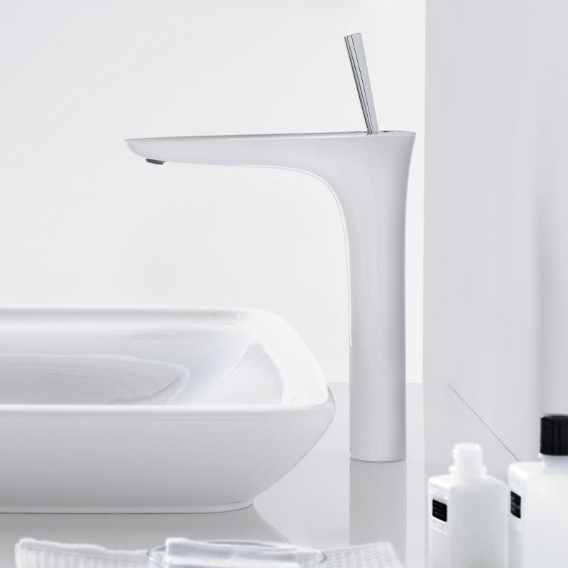 BerlinBuy. Hansgrohe PuraVida single lever basin mixer 240, for ...