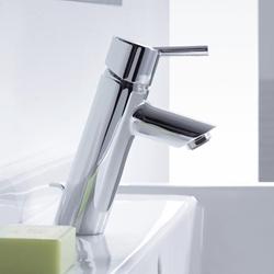 תמונה של Hansgrohe Talis single lever basin mixer 80 with pop-up waste set 32040000 Version