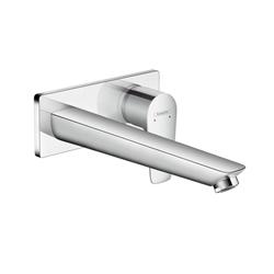 תמונה של Hansgrohe Talis E wall-mounted single lever basin mixer projection - 225 mm 71734000 Version