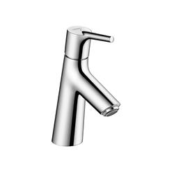תמונה של Hansgrohe Talis S pillar tap 80 without waste set 72017000 Version