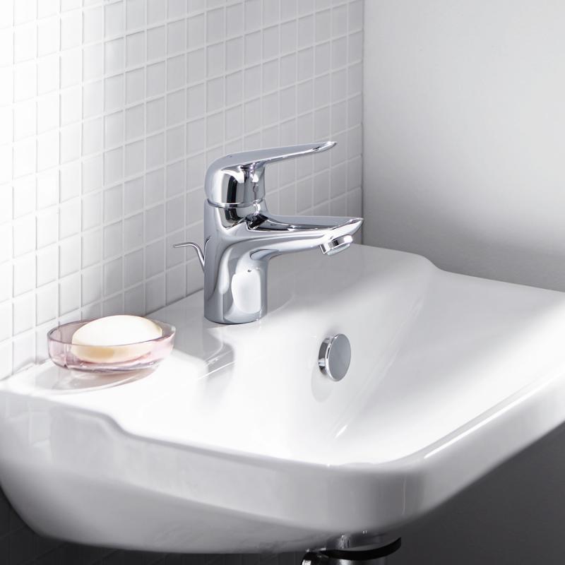BerlinBuy. Hansgrohe Novus single lever basin mixer 70 CoolStart ...