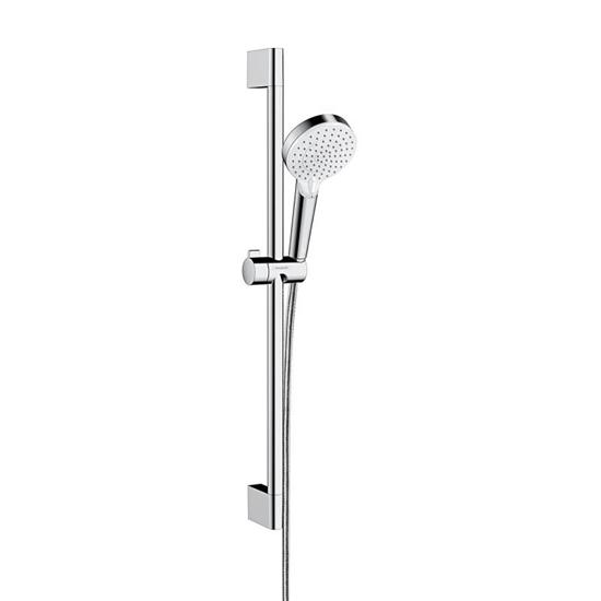 תמונה של Hansgrohe Crometta Vario shower set 0,65 m white / chrome 26532400 Version