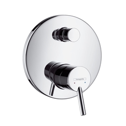 תמונה של Hansgrohe Talis S single lever bath mixer 32475000