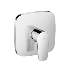 תמונה של Hansgrohe Talis E single lever shower mixer Highflow concealed 71768000