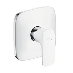 תמונה של Hansgrohe PuraVida concealed, single lever shower mixer white / chrome 15665400 Version