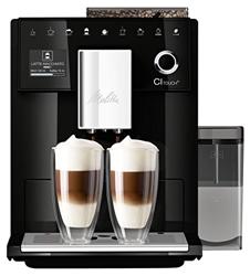 תמונה של Melitta CI Touch F630-102, coffee machine with milk container, whisper grinder, one touch function, black