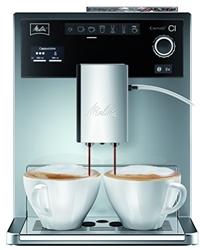 תמונה של Melitta Caffeo CI Special E970-306, coffee machine with two-chamber bean container, one touch function, silver