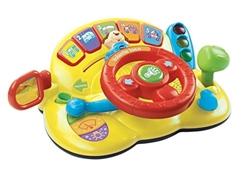 תמונה של Vtech Baby - Steering Wheel Crazy, Toy for Baby (3480 - 166622)