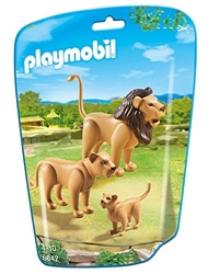 Picture of PLAYMOBIL 6642 - Lion family