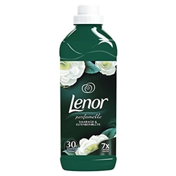 Picture of Lenor softener emerald and ivory flower, pack total of 5.4l