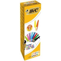 תמונה של סט עטים צבעוניים BIC