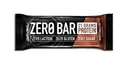 תמונה של Biotech USA Zero Bar, 20x50g bar, chocolate hazelnut